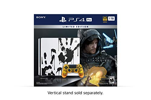 Console Ps4 Playstation 4 Pro Death Stranding Limited Edition 1tb