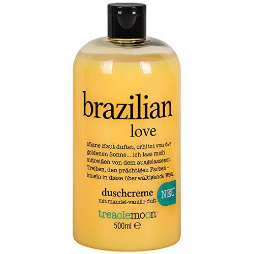 Treaclemoon Brazilian love Duschcreme mit Mandel-Vanille-Duft Inhalt: 500ml