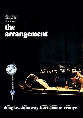The Arrangement (1969) (MOD) -  DVD, Rated R, Kirk Douglas