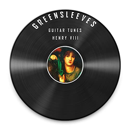 Greensleeves (Fender Strat Guitar) (Fender Strat Guitar)