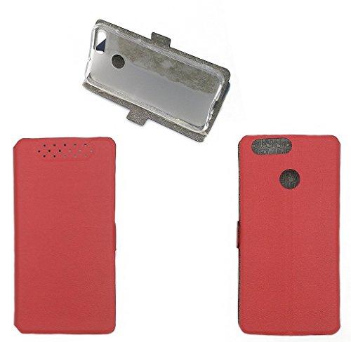 QiongniAN Hülle für Hisense Infinity H11 Pro Hülle Schutzhülle Hülle Cover Red