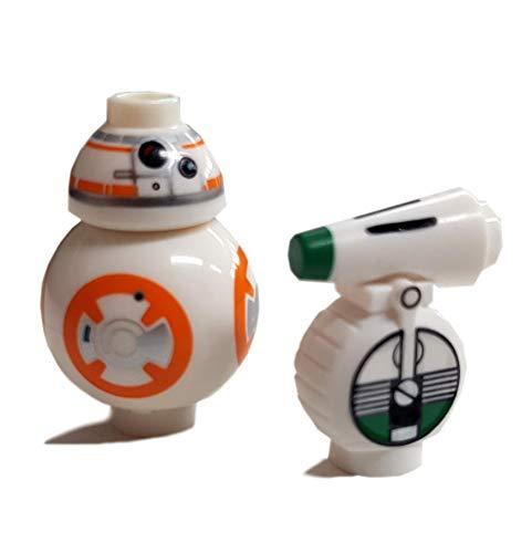 LEGO Einzelfiguren D-O und BB-8