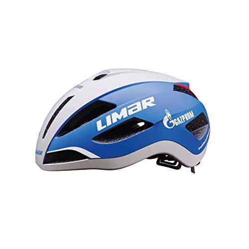 Limar Unisex– Erwachsene Air Master Fahrradhelm, weiß, M