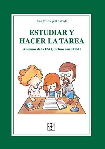 Estudiar y hacer la tarea. Alumnos de la ESO, incluso con TDAH: 40 (Educación especial y dificultades de aprendizaje)
