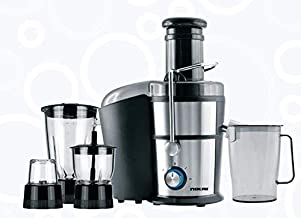 Nikai 4 IN 1 FOOD PROCESSOR-NFP881G WITH GLASS JARS