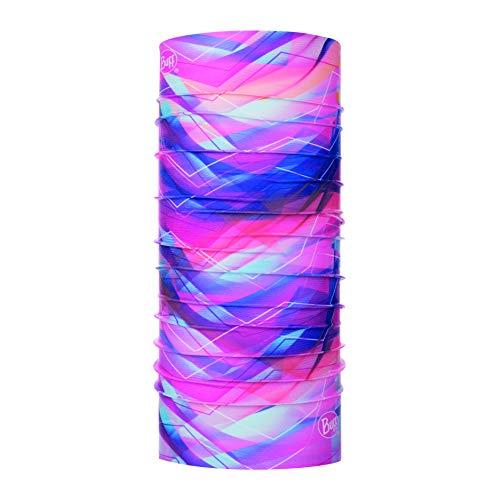 Buff Shattered Tour de Cou Protection Solaire Coolnet Mixte Adulte, Pink, FR Unique Fabricant : Taille One sizeque