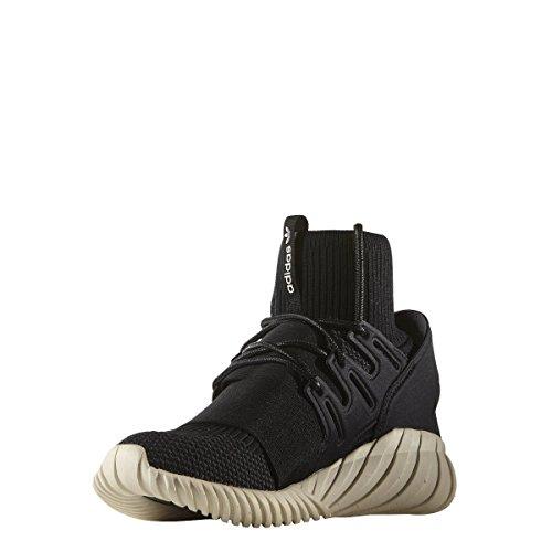 Adidas Originals Tubular Doom PK Primeknit Sneaker schwarz/weiß, Schuhgröße:EUR 46.5