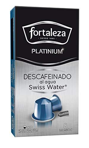 Café Fortaleza Platinium – Cápsulas Compatibles con Nesp