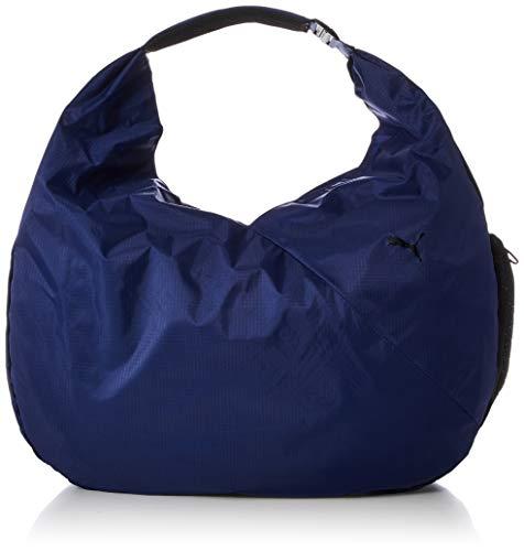 PUMA Studio Draped Gym Bag Bolsa Deporte, Mujer, Elektro Blue, OSFA