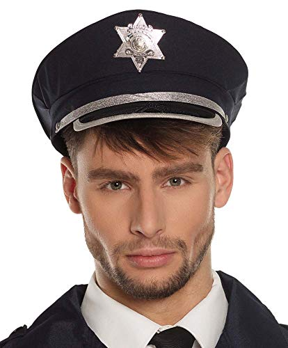 Officiel de Police Police Hat réglable