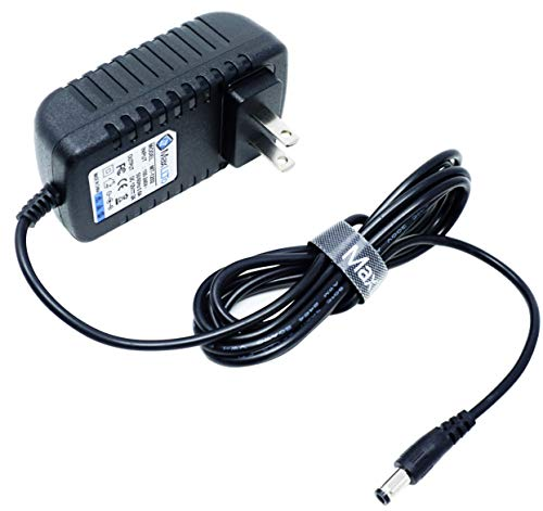 MaxLLTo AC Adapter for Yamaha YPT-300 YPT-310 YPT-320 Keyboard Power Supply Cord Charger