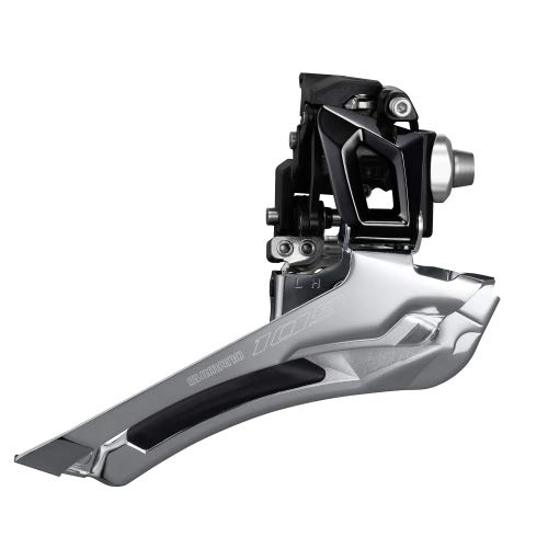Shimano FD-R7000, Deragliatore Doppia , 11 Velocità, Antracite