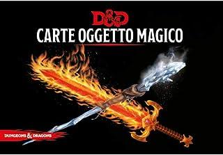 Asmodee- Dungeons & Dragons-5a Edizione-Carte Oggetto Magico, Colore, 4031