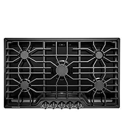 """FFGC3626SB 36"""" ADA Compliant Built-In Gas Cooktop With 5 Sealed Burners"""
