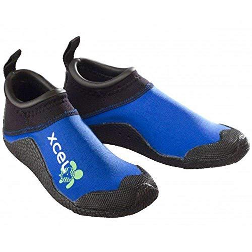 XCEL Kids 1mm Reef Walker Neoprenanzug Schuhe 2014 Blau blau UK 13 (Kids)