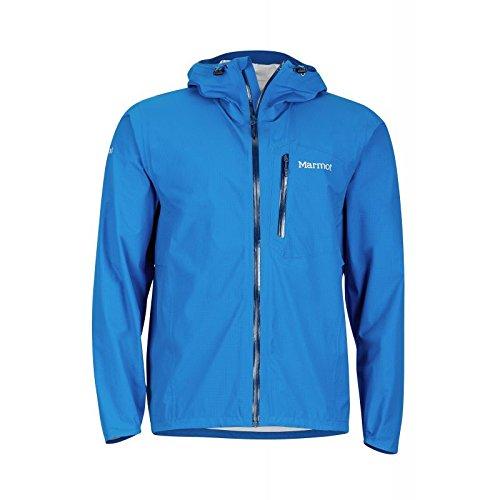 Marmot Men Essence Waterproof Jackets - French Blue, X-Large