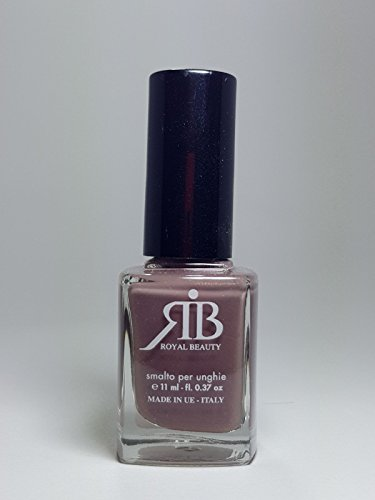 Royal Beauty Vernis à ongles n ° 16 col. Taupe 11 ml Made in Italy.