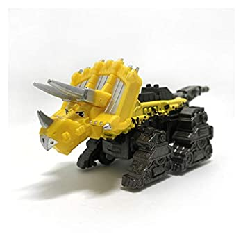 Bewitched ZHANGHANG Dozer Dinosaur Truck Removable Dinosaur Toy Car for Dinotrux Models New Children s Gifts Toy Dinosaur Models Mini Child Toys ZH  Color   Mud Section