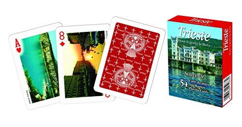 Poker Trieste Rojo