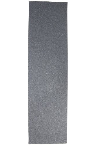 Mob Skateboard Grip Tape Sheet Black 33' Long X 9' Wide - No bubble application