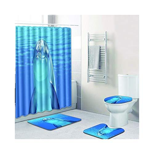 cortinas de baño de lona