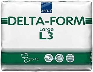 RB308873 - Delta-Form Adult Brief L3, Large 39 - 59