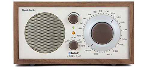 Tivoli Model One Bluetooth UKW-/MW-Radio in Walnuß/Beige
