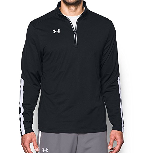 Under Armour Qualifier 1/4 Zip Top (Royal/White) (X-Large)