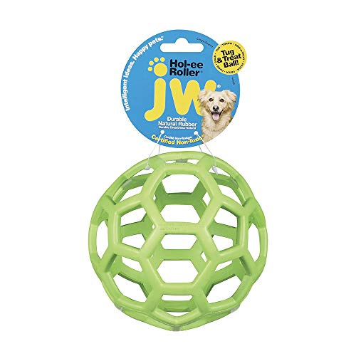 JW Hol-EE Roller Large, Masticare e Mordere Il Giocattolo del Cane, L