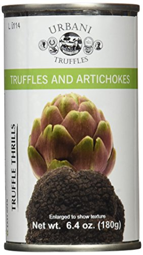 Urbani Truffle Thrills, Truffles and Artichokes, 6.4 Ounce Can