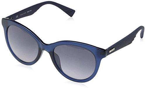Police Damen Sparkle 2 Sonnenbrille, Blau (Shiny Opaline Blue), 46