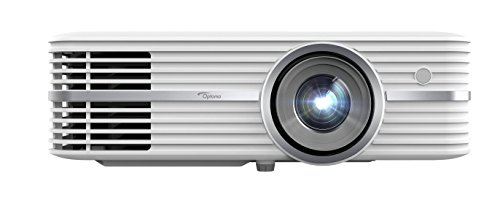 Optoma UHD50 True 4K Ultra High Definition DLP Home Theater Projector for Entertainment and Movies with HDMI 2.0, HDCP 2.2 and HDR Technology