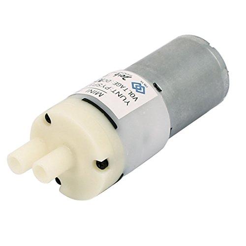 Aexit DC Elektroinstallation 3,7V 700mA 1200ml Wasserfluss Selbstansaugende Membran Fehlerstrom-Schutzeinrichtungen Mikro Wasserpumpe