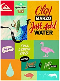 Quiksilver Clay Marzo Just Add Water DVD