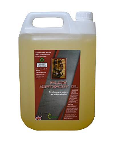 Aceite de pie de buey 100% puro, 5 litros