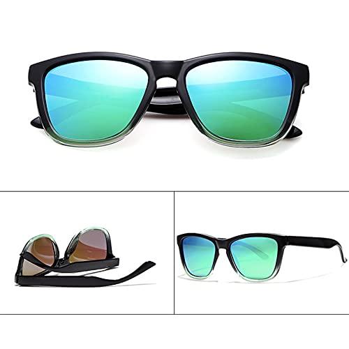 Amethyst Gafas de Sol para Hombres y Mujeres, protección UV400 polarizada, Marco liviano, es Adecuado para Comprar Gafas Deportivas para Conducir en Bicicleta,C