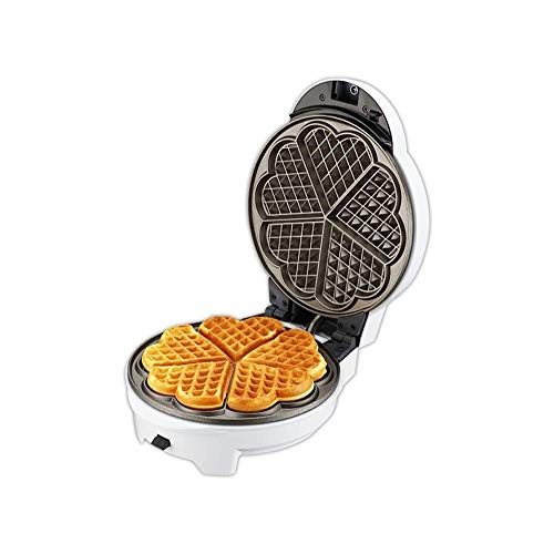 Read About LKNJLL Waffle Maker Machine for Individual Servings,Paninis,Hash Browns + Other On The Go...