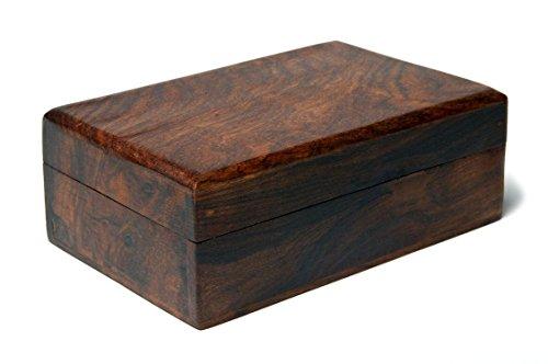 Tarot / Aufbewahrungsbox aus Holz