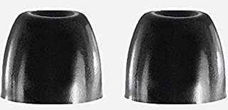 Shure EABKF1-100L Black Foam Sleeves Eartips for SE Series, Bulk 100 Pack (50 Pairs) Large