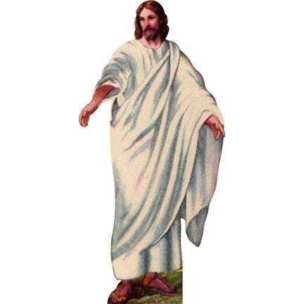H48009 Jesus Christ Cardboard Cutout Standee Standup