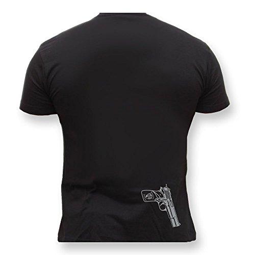 Dirty Ray T-Shirt Hooligans ACAB Bad Boy Ultras Fightware KHD4 (L)