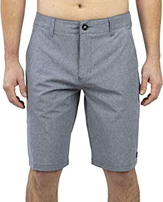 """Rip Curl Men's Hybrid Short, Mirage Phase Boardwalk, 21"""" Outseam Boardshorts, Navy 20, 36 from Rip Curl"""