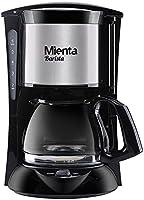 Mienta CM31316A Barista Coffee Maker, 600 Watt - Black