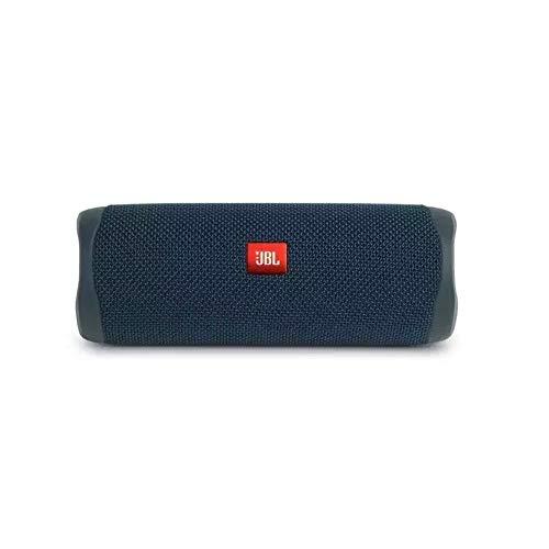JBL Flip 5 Bluetooth 防滴スピーカー ブルー