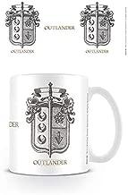 Outlander MG25189 (Fraser Crest) Coffee Mug, Multi Coloured