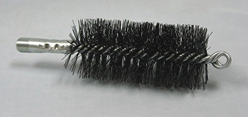 Review Of Flue Brush, Wire, L 4 1/2 In, Dia 2 In