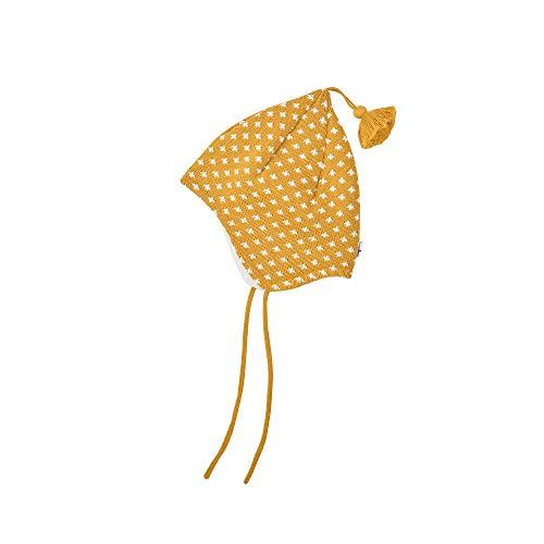 Finkid Tipsa Gelb, Kinder Kopfbedeckung, Größe 50 - Farbe Golden Yellow - Offwhite