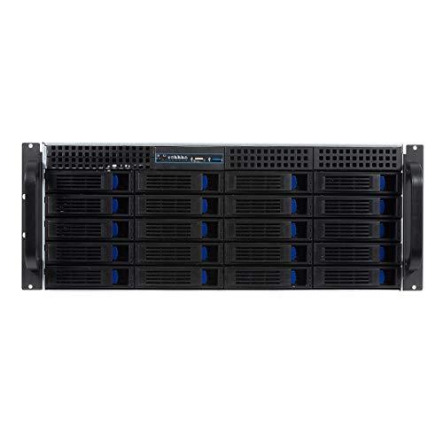 UNYKAch 4U HSW4520 Servidor Rack, Hot Swap Caja Rack