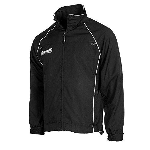 Reece Hockey Infinite Tech Jacke Unisex - Black-White, Größe Reece:L