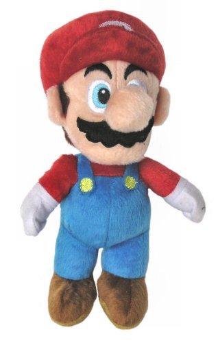 Super Mario Plüsch Figur - Mario 24 cm